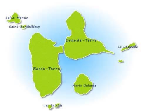 Visitez mon île, la Guadeloupe!!